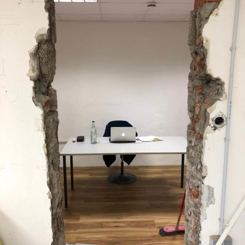 Boden Büro